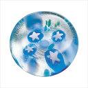 取寄品 津軽びいどろ 箸置き ガラス箸置 5個セット 夏のしつらえ 朝顔 アデリア 日本製 テーブルウエア石塚硝子