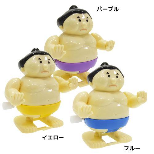 相撲おもちゃトコトコ人形どすこい力士ユニック6cmインバウンド面白雑貨グッズ通販あす楽ママ割ママ割エ