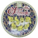 陶磁器製豆皿 七人の小人 白雪姫 ミニ小皿 ディズニー 三郷陶器 醤油皿 プチギフト ティーンズ ジュニア マシュマロポップ
