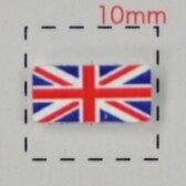 【イギリス国旗ネイルシール】ユニオンジャック/1シート12枚入