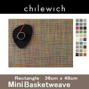 BASKETWEAVE バスケットウィーブ cmchilewich チルウィッチ レクタングルランチョン テーブル