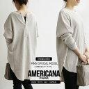 【2019SS】【送料無料】AMERICANA×MMN【カラー別注アイテム】アメリカーナ サーマル