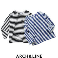 【50%★OFF】【kids】ARCH&LINE アーチアンドライン SCHOOL BORDER TEE ボーダーTシャツ AL911305【RCP】