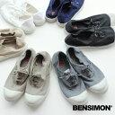 a【SALE対象外】BENSIMON ベンシモン キャンバススニーカー 53174-1-00111【...
