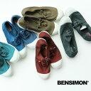 d【SALE対象外】BENSIMON ベンシモン キャンバス...