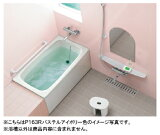 TOTO バスタブ・浴槽 ポリバス 1100サイズP153(R/L)●1方全エプロン 据え置きタイプ