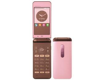 【新品・白ロム・本体】AU GRATINA4G KYF31 Pink 携帯電話 ガラホ KYF31 Pink