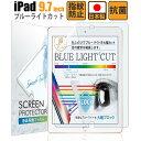iPad 9.7 フィルム ブルーライト 低減 ブルーライト...
