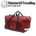 ノルディスク フラックスタッド 45L Nordisk Flakstad 45 Travel Bag Burnt Red 133091 トラベル バッグ リュック バックパック 鞄 旅行 並行輸入品 キャンプ アウトドア