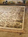 マット ラグ カーペット じゅうたん 絨毯 ファブリック ベルギー 140×200 ホットカーペット対応 ロマンチック プレゼント お祝 贈り物 ベルギーラグ ...