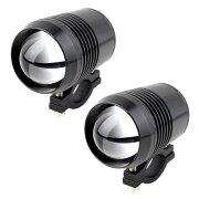 オートバイ LEDヘッドライト2個セット U3-LED-2SET