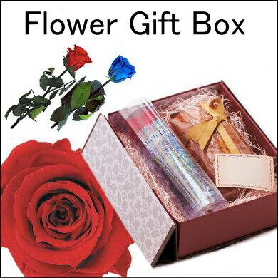 プリザーブドフラワー ギフトボックス 薔薇 Sh...の商品画像