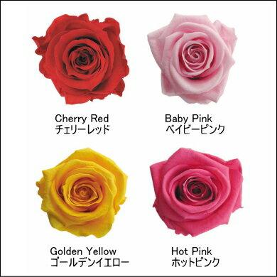 プリザーブドフラワー ギフトボックス 薔薇 S...の紹介画像3