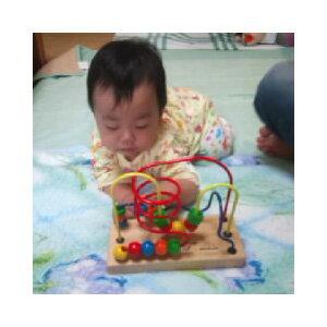 木のおもちゃJoyToy(ジョイトーイ)社知育玩具ルーピングフリズル