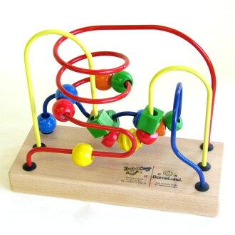 木のおもちゃJoyToy(ジョイトーイ)社知育玩具ルーピングファニー