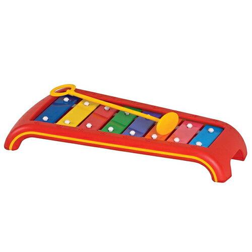 楽器玩具知育玩具BorneLund(ボーネルンド)社鉄琴お誕生日出産祝い節句入園卒園入学P