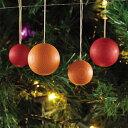 RoomClip商品情報 - クリスマスツリー オーナメント ベッククーゲル 45mm ブラザージョルダン【クリスマス】【P】