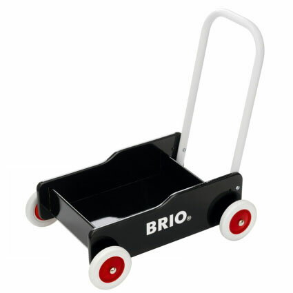 Brio /BRIO walking with Wheelbarrow (black) 1-year-old: man