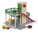 【木のおもちゃ】 BRIO 木製レール パーキングガレージ 誕生日 3歳【節句 入園卒園 入学卒業 子供】【c】【】