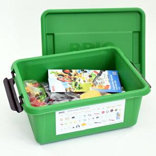 おもちゃ ビルダーセット ビルダー アクティビティセット プラケース