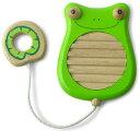 ちゃんと「ゲロゲロ」って聞こえるよ【木のおもちゃ】I'm TOY アイムトイ 知育玩具 どうぶつ音楽会フロッグ