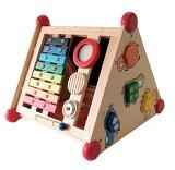 你妈妈和爸爸请求收集婴儿礼品,木制玩具的建议 - 为你的生日生日庆祝化学需氧量我叫玩具木制玩具箱 - 手指教训Aimutoi教育玩具 - 1 -[I''m TOY アイムトイ 知育玩具 指先レッスンボックス【木のおもちゃ 型はめ 】