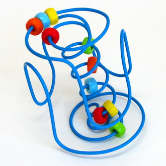 EDUCO EDUCO learning toys looping spring ring