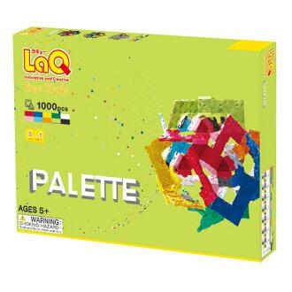 LaQ ( Raku ) / company philosophy Pallet (pallet) 1000 pcs