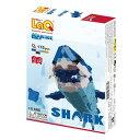 【LaQ】ブロック LaQ(ラキュー)/ヨシリツ MARINE WORLD Shark(マリンワールドシャーク)175pcs【節句 入園卒園 入学卒業 子供】【c】【】の画像