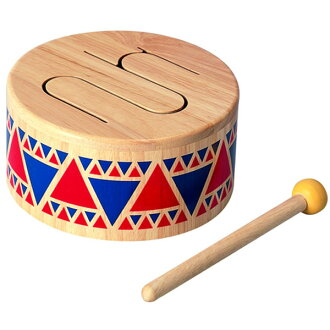 Plantoys music solid drum 1 years old: 1-year-old man: woman