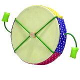 プラントイのでんでん太鼓 Plantoys こどもドラム 楽器玩具 木のおもちゃ お誕生日 1歳:男 お誕生日 1歳:女