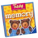 大好きなクマさんたちと知育ゲーム!【知育ゲーム】Ravensburger ラベンスバーガー テディ・メモリー【ALL10Feb09】