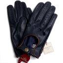 【送料無料】DENTSデンツ ドライビング グローブ 5-1011 Navy/Tanメンズ 手袋【手ぶくろ 男性用 誕生日プレゼント】**