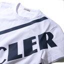 モンクレール Tシャツ 8C70610 001ホワイト MONCLER メンズ 2020SS