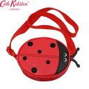 #キャスキッドソン Cath Kidston ca994835NOOS NOVELTY LADYBIRD ハンドバッグ POPPY RED/nz0914