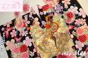 七五三着物七歳新品2009新作 乙葉 OTOHA/7歳四つ身・女児ブランド着物 H-1_安心フルセット!