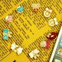 ホームボタン シール iphone スマホ アクセサリー【リボン】iPhone iPhone5 iPad アイフォーン等に付ける ステッカー ラインストーン ..