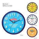 リカルドウォールクロック keystone(キーストーン)・おしゃれで大人気の壁掛け時計(壁かけ時計)♪子ども部屋にリビングにぴったりのかわいいかけ時計(壁掛時...