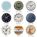 エポカ ウォールクロック(壁がけ時計)アンティークデザインでおしゃれな壁掛けウォールクロック。レトロヴィンテージなインテリアにもぴったりでかわいい♪キッチン、リビングの壁時計や洗面所にもおすすめのかけ時計