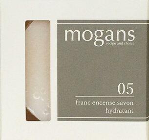 モーガンズ ハンドメイドソープ フランクインセンスサヴォン ハイドロタント せっけん オーガニック