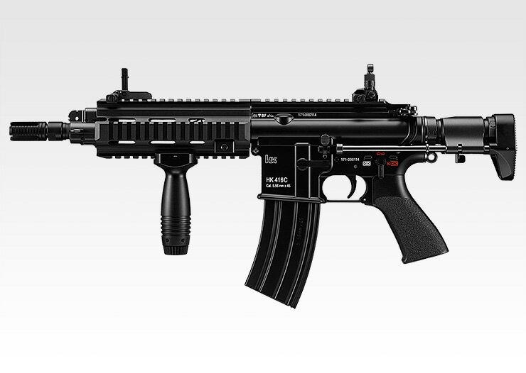 東京マルイ・次世代電動ガン HK416C カスタム