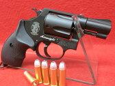 タナカワークス・S&W M37 J-police 警察仕様 2inch ブラックHW バージョン2 モデルガン