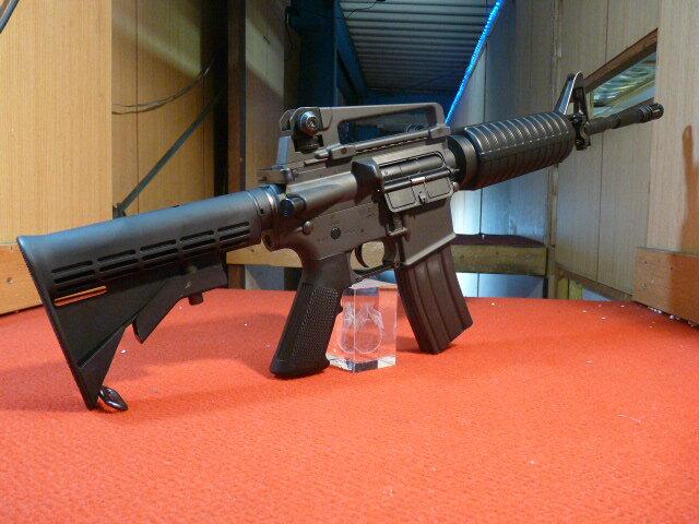 東京マルイ・M4A1カービン 電動ガン スタンダードタイプ...:mokei-paddock:10002767