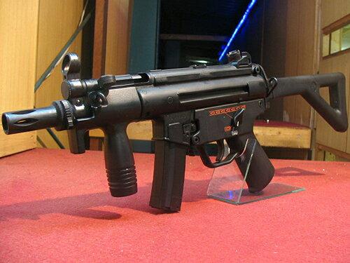 東京マルイ・H&K MP5クルツA4 PDW 電動ガン スタンダードタイプ