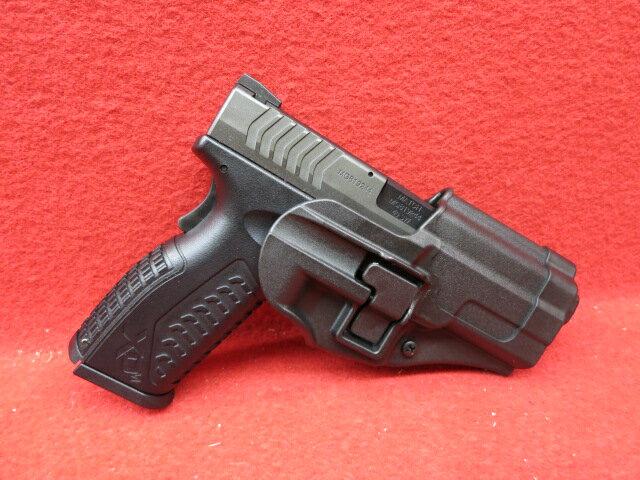 BLACKHAWK!CQC/SERPAホルスターHI-CAP・シングルガバ・Px4・XDM・P99・M9A1/CZ09・HK45用