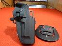 ブラックホークCQCタイプ SERPAホルスター M92F