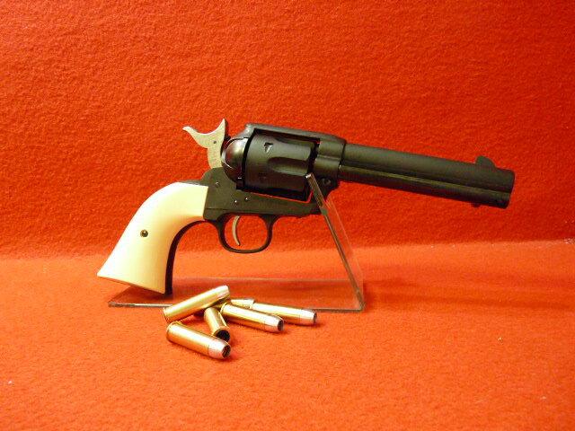 【まとめ買い】マルシン・コルト S.A.A.45 ピースメーカー Xカートリッジシリーズ6mmBB ブラックABS
