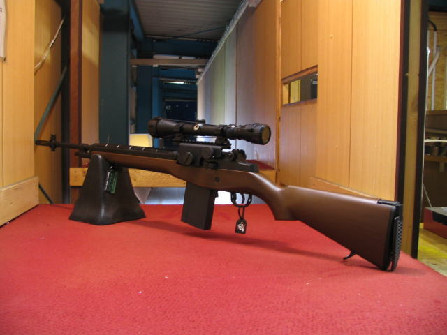 M14スナイパースペシャル ウッドストックVER