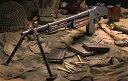 フルメタル木製ストック電動ガン・BAR M1918A2 電動ガン