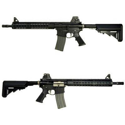 KSC・Mega MKM AR15(ガスブローバック)